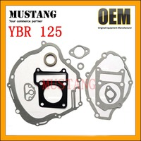 Full Gasket Set Engine Repairing Kit Motorcycle Engine Gasket Set For Yamaha YBR125