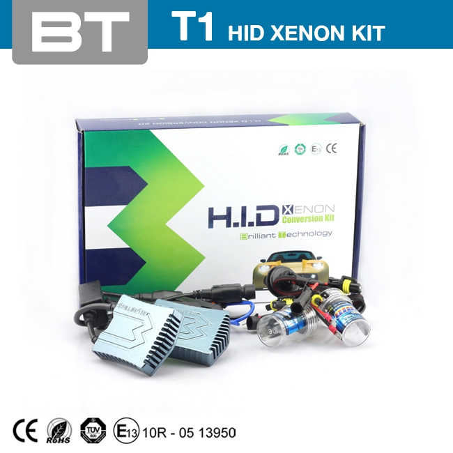 Lower Defective Rate Best HID Conversion Kit 35W Slim AC Car Xenon
