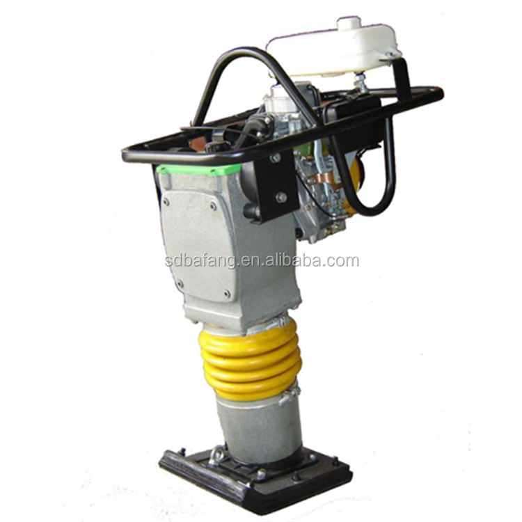 Hot sale tamping rammer machine earth equipment vibrating tamper for road construction