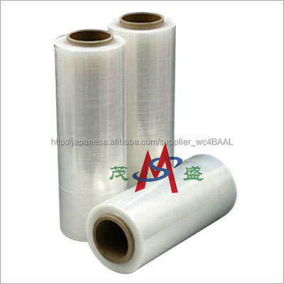 2016 LDPE recyclable cheap stretch film with lamination