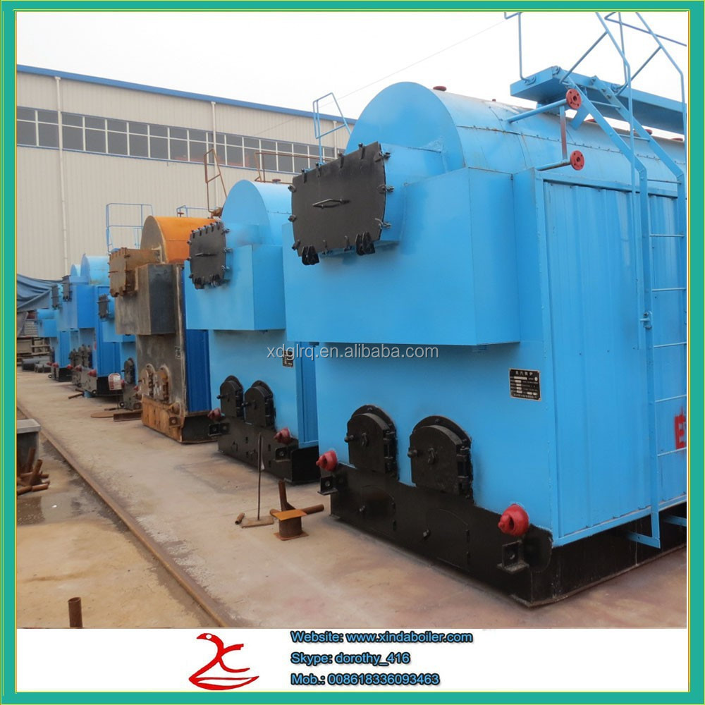 Dzh Coal Fired Steam Furnace & Boiler With Pressure From Boiler ...