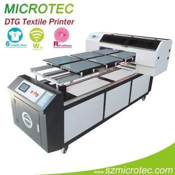 Hot sell digital t shirt printer cheap a1 garment printing for T shirt printer machine prices