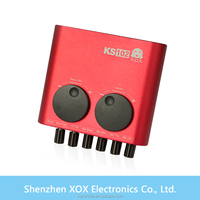 Chinese factory USB Audio interface / Recording studio for songwriters