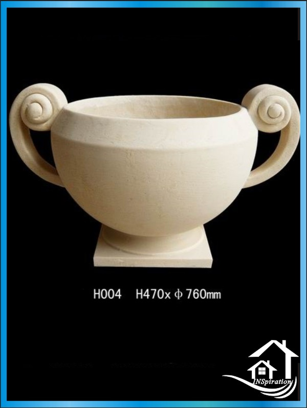 Strong and classical ceramic pottery