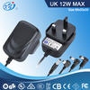 British Switch mode power supply ac/dc adapter with BS approval