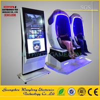 9d cinema simulator vr seats,vr chair 4d whiplash 360 interactive fee games