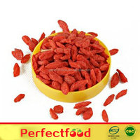 Organic dried goji berry 180/280/380grains per 50g with qood quality
