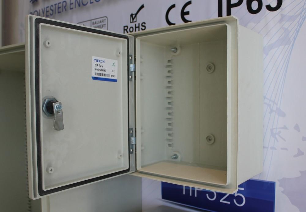 Tibox Outdoor Power Fiberglass Cabinet Electrical