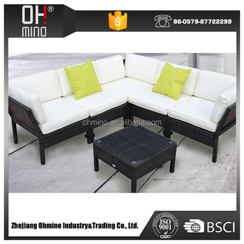 Super Foshan Liyoung Hot Sale Leisure Comfortable Patio Wicker Sectional Sofa Synthetic Wicker Coffee Table Garden Outdoor Furniture Buy Wicker Coffee Onthecornerstone Fun Painted Chair Ideas Images Onthecornerstoneorg