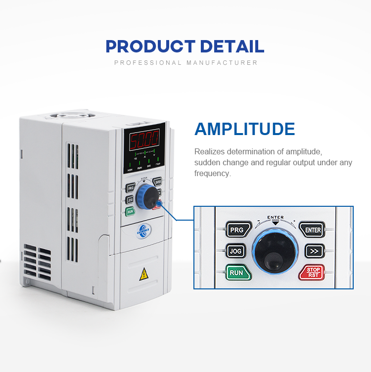 single 1 3 three phase 220v 380v 0.75kw to 1000kw vector VFD VSD ac variable frequency drive inverter converter
