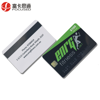 Best Buy Rewritable 13.56MHz Access PVC HF Contactless RFID IC Cards