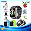 Alibaba Express Turkey 2016 A1 GSM Phone Android Bluetooth Touch Screen Smart Watch with SIM Card