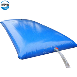 Liquid Storage Bag Drinking Water Inflatable Bags Pvc Collapsible Tank Treatment