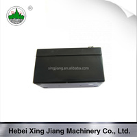 Low self-discharge lead acid battery 12v 1.2Ah for sale