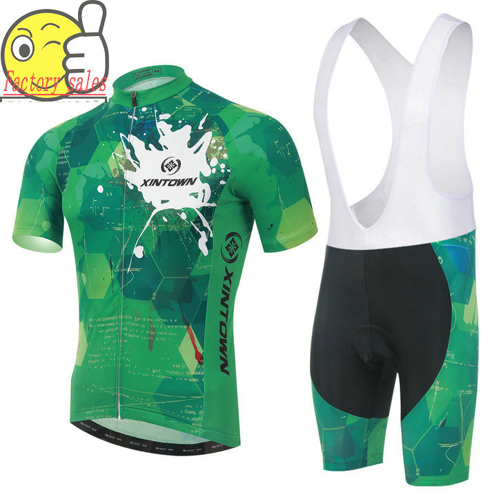 ce0ffd4e3 Get Quotations · HOT 2015 Cycling Jersey Bicycle Clothing Green Beautiful  Quick-Dry Breathable maillot Cycling Clothing