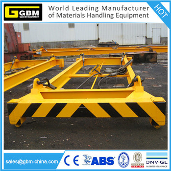 Gbm Container Lift Spreader For 20ft,40'' 45ft 53ft Container ...