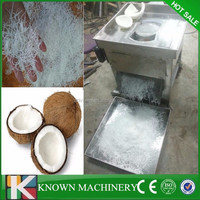 Solid and durable vegetable and fruit desiccated coconut machine