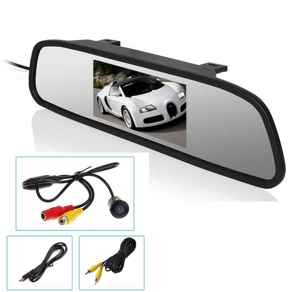 Cheap Rearview Mirror Backup Camera System, find Rearview Mirror ...