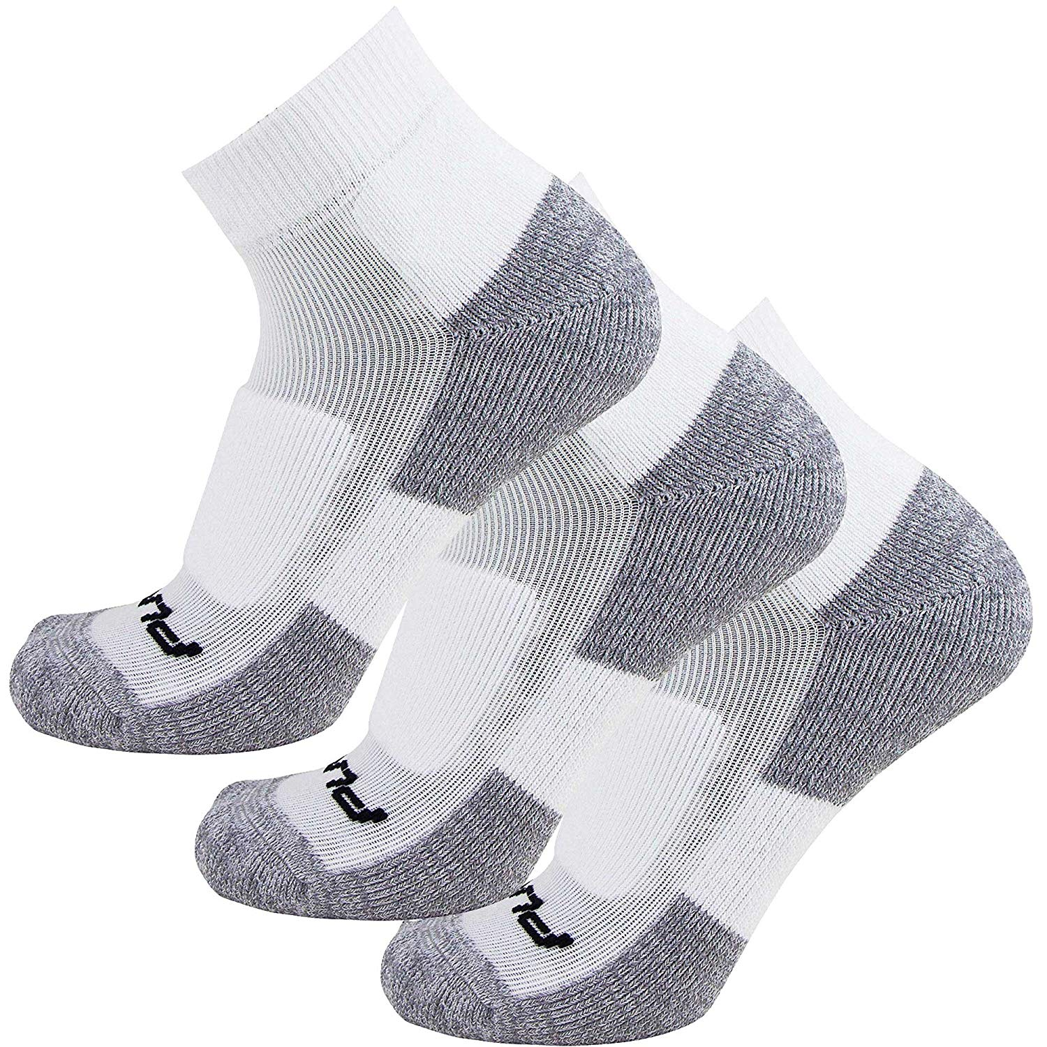 Comfortable Padded Walking Socks Use for Jogging Running Pure Compression Walking Socks Working Out