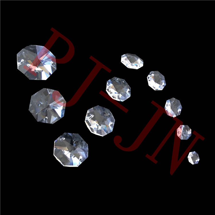 Free Shipping 22x100mm glass prism pendants clear/transparent home lamp/chandelier parts crystal prisms for sale