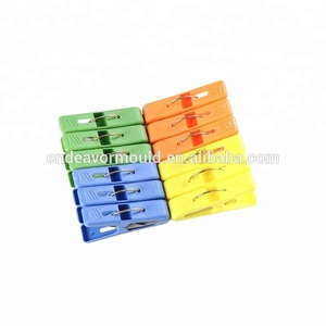 Plastic Injection Clothes Peg Tooling