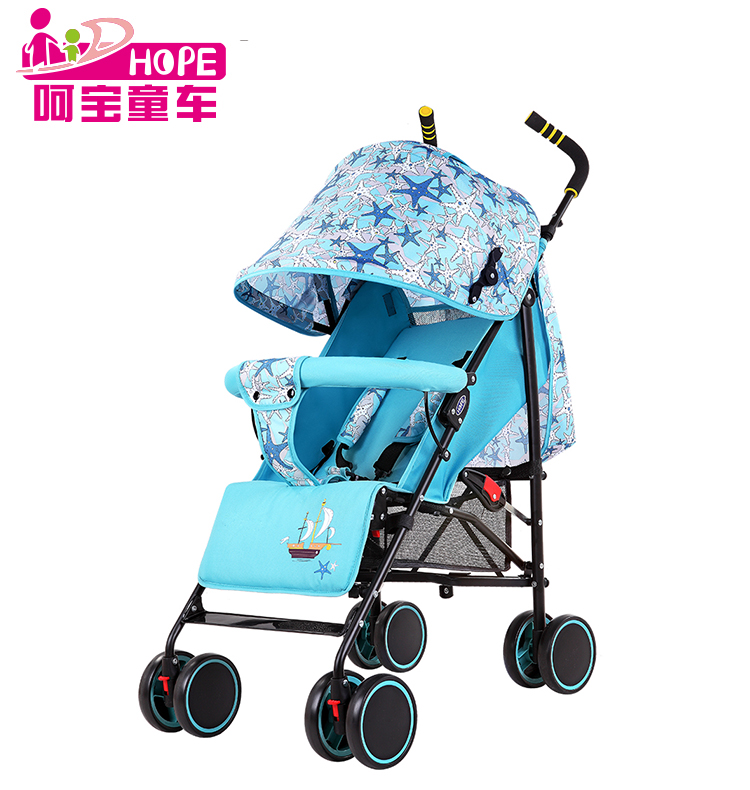 China baby stroller manufacturer produce high quality portable baby carriage with factory price