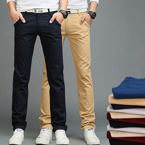 Custom outdoor golf chinos trousers men women