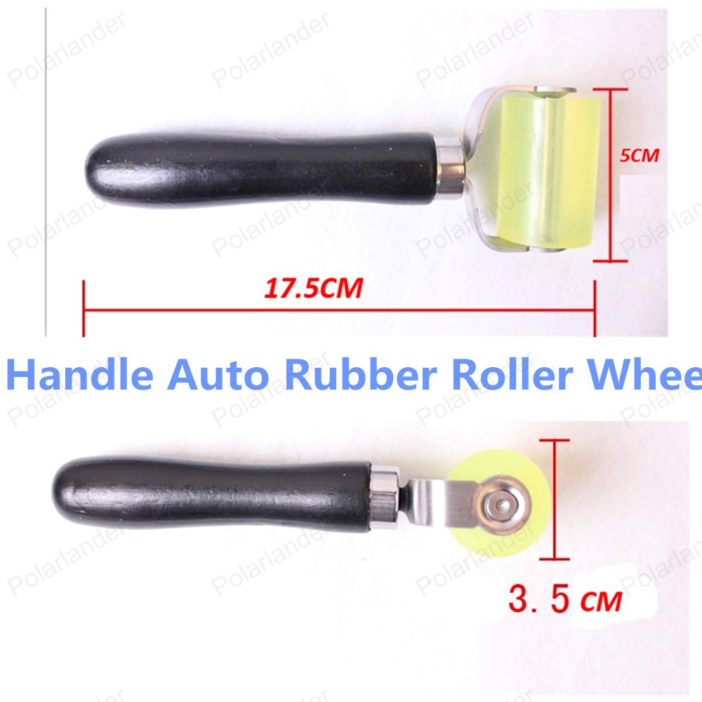 Бесплатная доставка нажать инструмент колеса автомобиля хлопок пробка анти-шок доска строительство давления ролик звукоизоляцией колеса