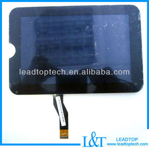 for Toshiba Thrive tablet lcd touch screen spare parts