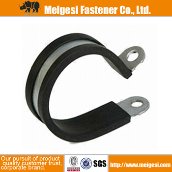 Din3016 Fixing/wiring Harness Clamp With Rubber - Buy Fixing/wiring Harness  Clamp With Rubber,Din3016,Hose Clamp With Rubber Product on Alibaba.comAlibaba.com
