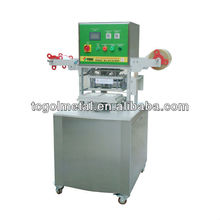semi-auto cup/tray/bowl sealing machine Desktop Automatic Modified atmosphere Sealing Machine