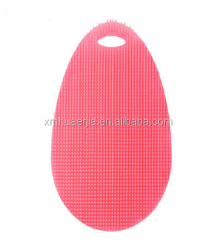 Multi function Antibacterial Food Grade Silicone Dish Scrubber All Sponges Scouring Pads Scrubber From Ideas to Manufacturing