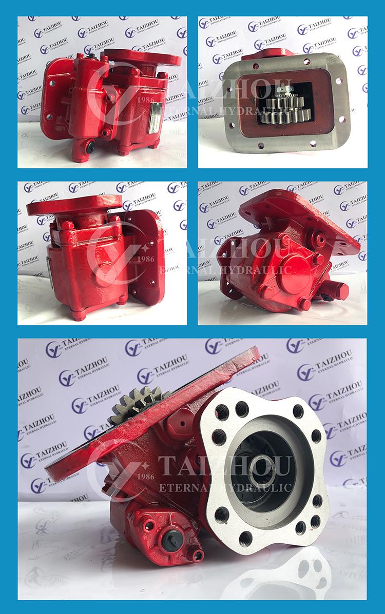 Pto Gearbox Chelsea 489 Muncie Tg8 Power Take Off Hydraulic Pump Fit For  Isuzu Nissan Volvo Hino Dump Truck Credit Seller - Buy Hino Pto,Pto,Pto
