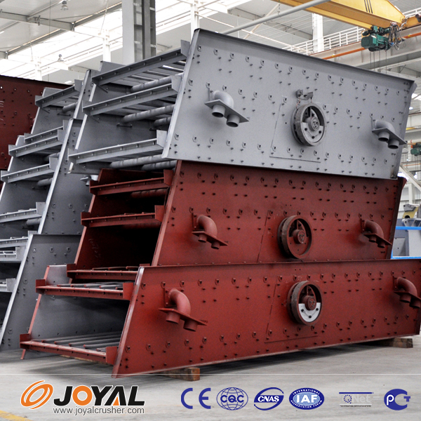 High Quality Widely used Electric vibrating screen in Philippines