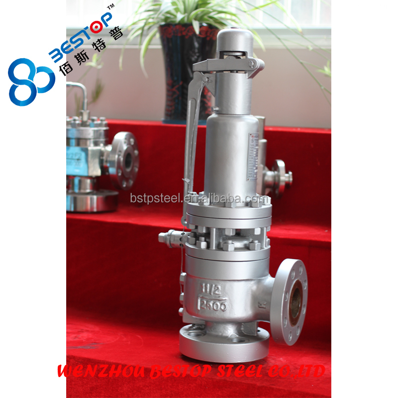 Steam Boiler Safety Valve