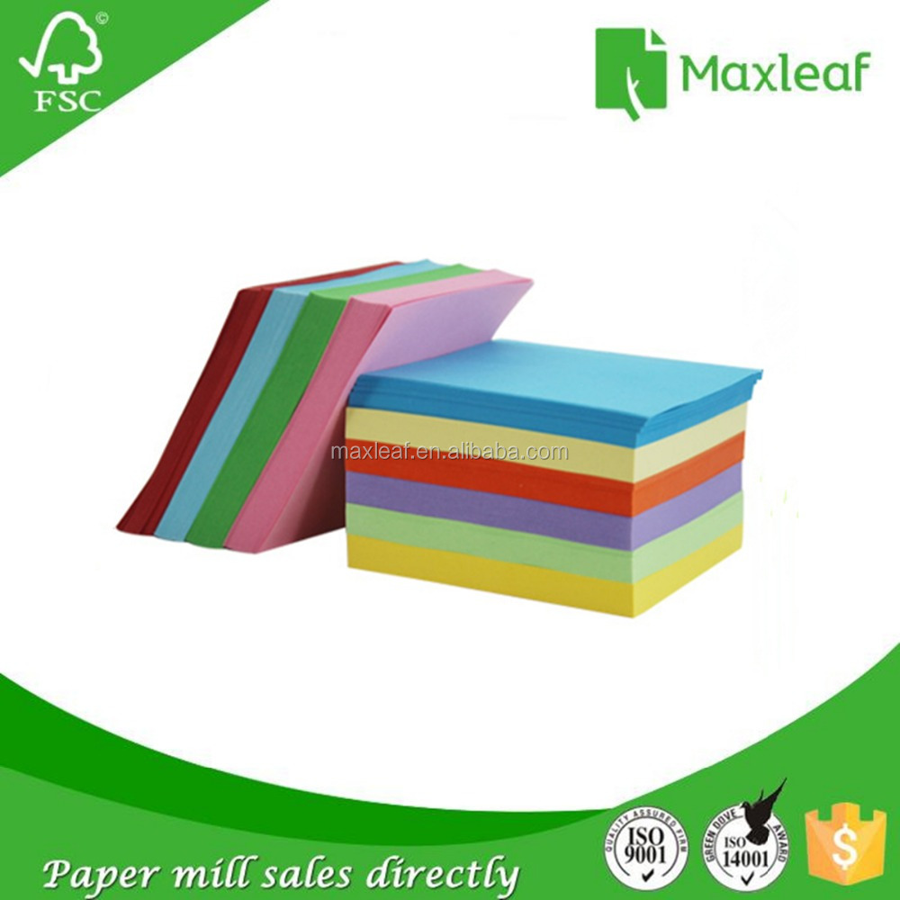 105 * 105 mm 70-80grs natal origami papel