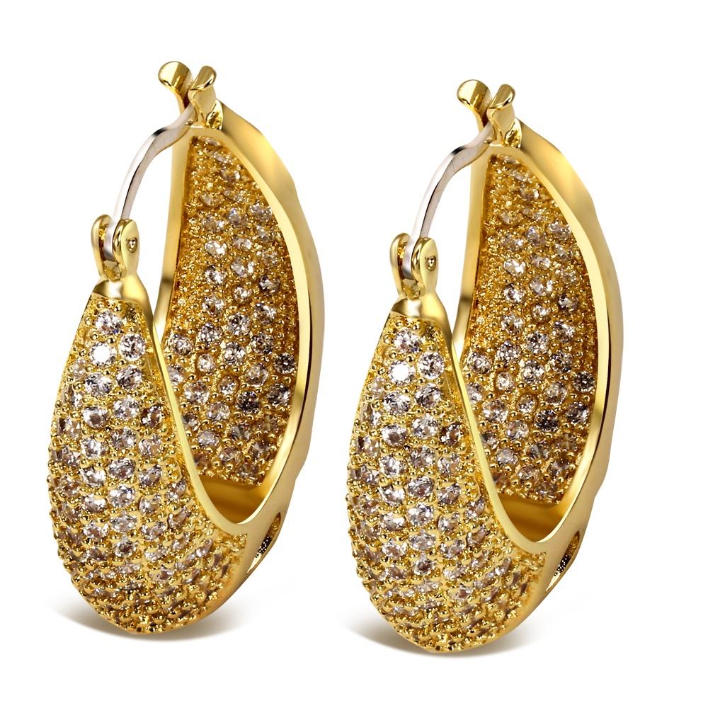 Women S Earrings Gold - Earrings
