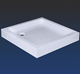 Anti-slip cheap bathroom deep shower tray from China factory