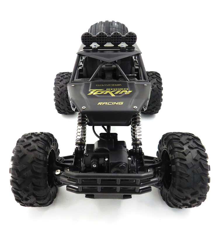 4. 6026E_Black_2.4G_4WD_Off-Road_Buggy_Rc_Climbing_Car_Remote_Control_Alloy_Car