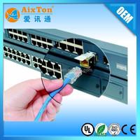 24 port cat7 rj45 patch panel