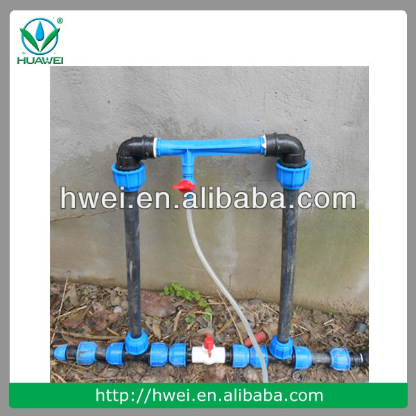 2 inch Venturi Fertilizer Injector for agriculture irrigation