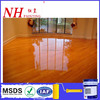 Factory direct pu warm texture wood floor paint