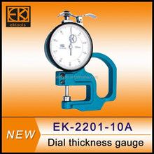high accuracy thickness gage