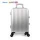 High quality manufacture 24 inch 4 spinner wheels Aluminum Trolley rimowa aluminium luggage