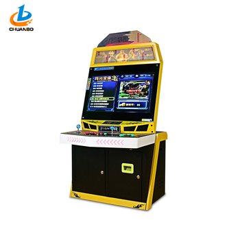 Classic 32 inch simulator street fighter 97 video games arcade machines voor verkoop