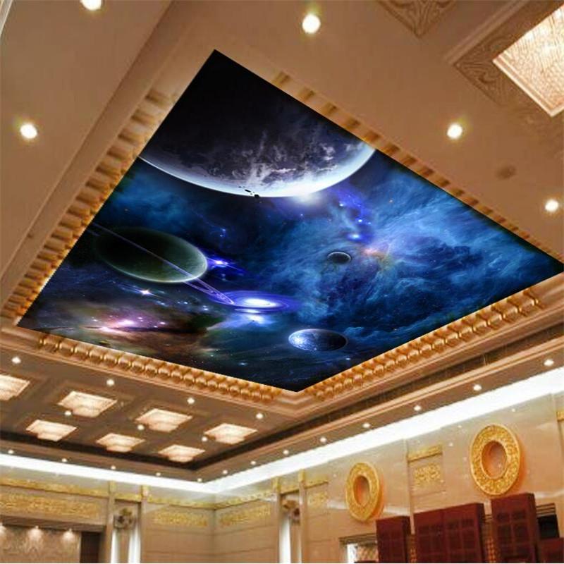Aliexpress.com : Buy Wallpaper 3d Murals Star Planet