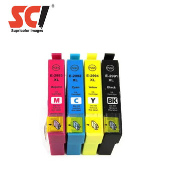 Supricolor For epson compatible ink cartridge 29xl T2991-T2994 for expression XP-235 XP-332 XP-335 printer