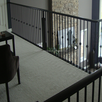 Steel Railing Designs,standard Stair Railing,standard Railing Height For  Stair