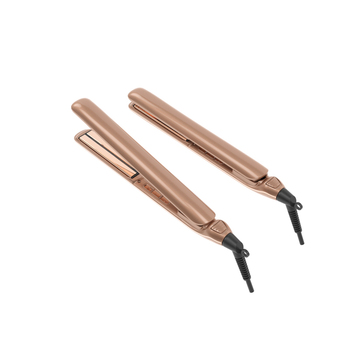 3D panel low power natural straightening hair flat iron