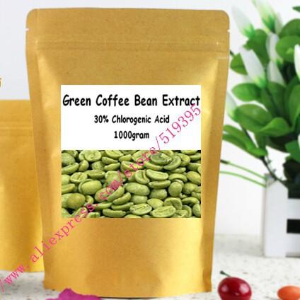 1000gram Green Coffee Bean Extract Powder 30 Chlorogenic Acid